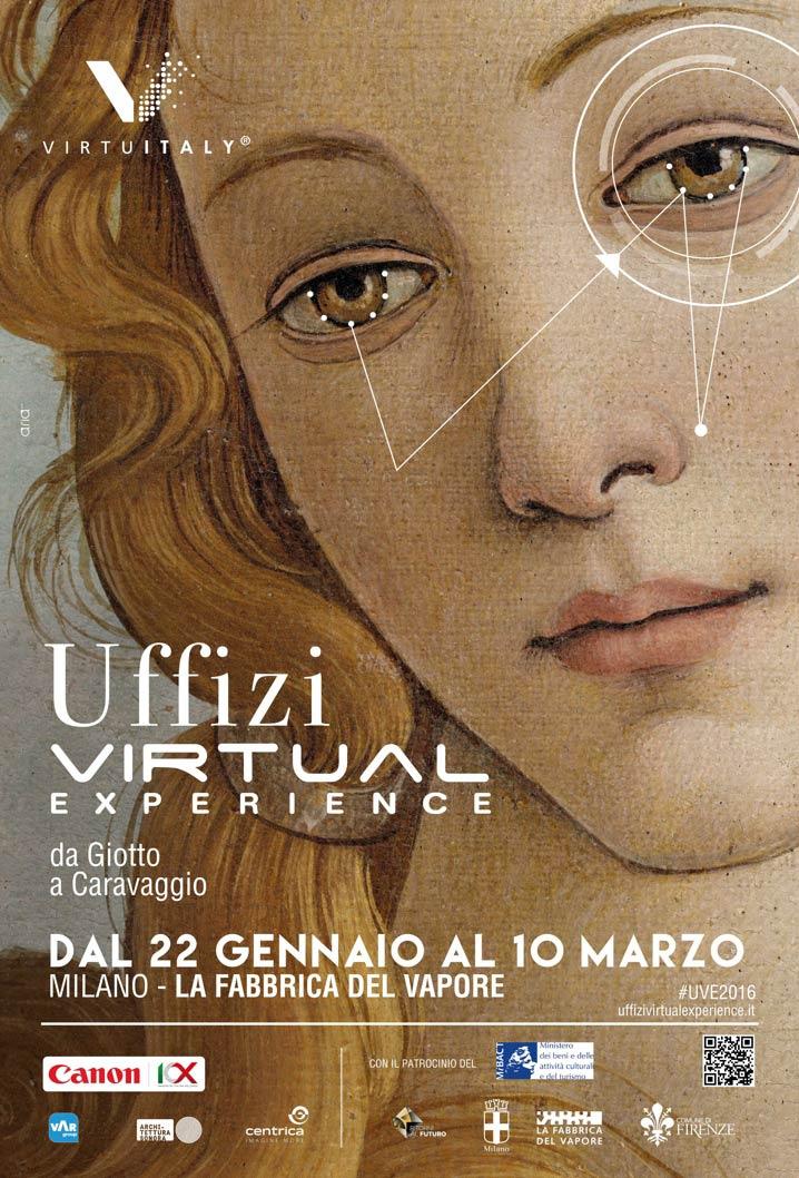 Uffizi Virtual Experience da Giotto a Caravaggio